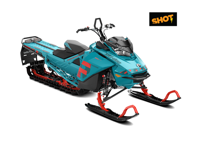 FREERIDE STD 154 850 E-TEC SHOT v Снегоходы   SKI-DOO