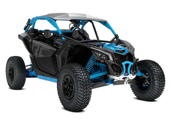 MAVERICK X3 X RC v Квадроциклы Side-By-Side