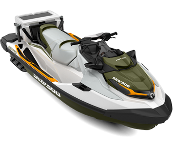 GTX 155 FISH PRO v Гидроциклы
